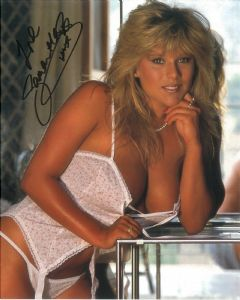 Samantha Fox (Model, Singer) - Genuine Signed Autograph 8308